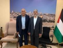 خلال لقاء بالدوحة.. فتح تؤكد عزمها على إنجاز مصالحة وطنية مع حماس