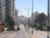 إصابة 19 شخصا في المواجهات المستمرة شمال بيت لحم