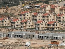 تقرير- الإدارة الاميركية لم تطلب من حكومة اسرائيل تجميد البناء في المستوطنات