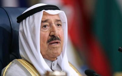أمير الكويت يصل إلى بغداد في ثاني زياراته للعراق