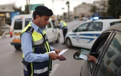 الشرطة تشرع غدا بتطبيق نظام المخالفات لغير الملتزمين باجراءات الوقاية