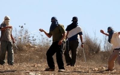 محدث- اصابات خلال التصدي للمستوطنين جنوب نابلس