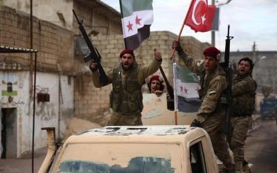 اتفاق أمريكي - تركي لوقف إطلاق النار شمال شرق سوريا