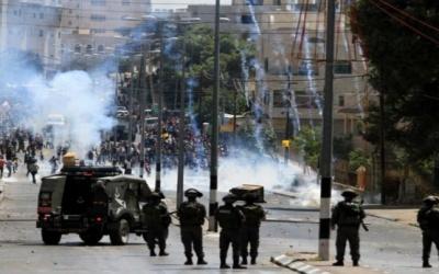 اندلاع مواجهات مع قوات الاحتلال شمال بيت لحم