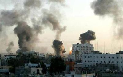 مركز حقوقي يُطالب بتحرك دولي عاجل لوقف العدوان بغزة