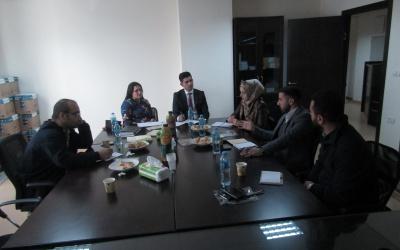 مجلس تنظيم قطاع الكهرباء يطلق لجنة العلاقات العامة لقطاع الطاقة الفلسطيني