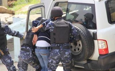 القبض على شخص أثار الهلع بفيديو مصور في قلقيلية
