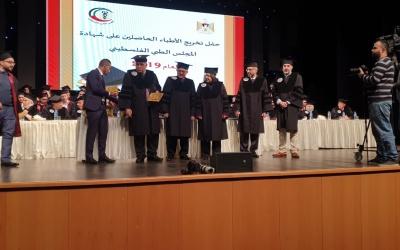 المجلس الطبي يُخرج 156 طبيباً من مختلف التخصصات