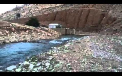 نهر جديد في اريحا
