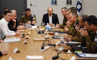 جلسة طارئة لقيادة جيش الاحتلال تحسبا لأحداث بعد الإعلان عن