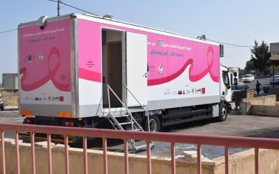 لجان العمل الصحي تصدر تقريراً حول عمل العيادة الوردية في مرحلتها الأولى