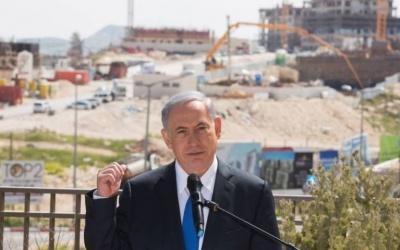 نتنياهو يوافق على بناء احياء استيطانية جديدة في القدس
