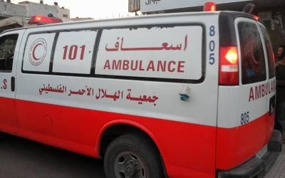 وفاة طفل في مدينة نابلس إثر حادث دهس