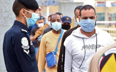 الصحة بغزة تعلن شفاء حالتين من المصابين بفيروس كرورونا