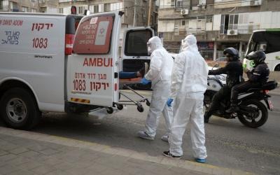 10,095 اصابة و92 حالة وفاة بكورونا في إسرائيل