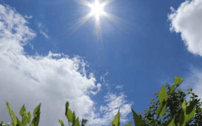 حالة الطقس: أجواء صافية وسماء غائمة جزئياً