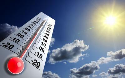 الطقس: الحراة أعلى من معدلها بحدود 3 درجات مئوية