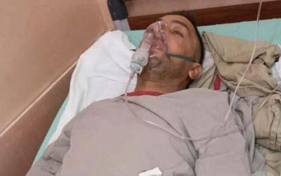 تدهور الحالة الصحية للأسير نضال أبو عاهور بعد إصابته بالسرطان