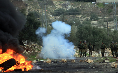 إصابات بالرصاص والاختناق خلال قمع الاحتلال مسيرة كفر قدوم