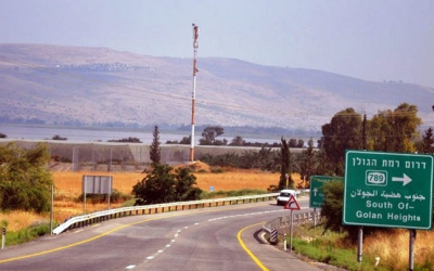 جيش الاحتلال يزعم احباط عملية زرع عبوات ناسفة على الحدود مع سوريا