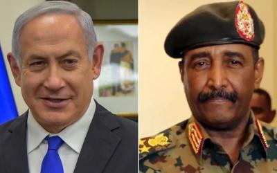 صحيفة اسرائيلية: السودان طلبت مساعدة مليار دولار مقابل تطبيع علاقاتها مع الاحتلال