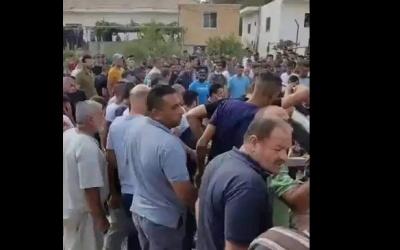 أولي- مصرع 6 أشخاص جراء سقوطهم في حفرة امتصاص جنوب الخليل