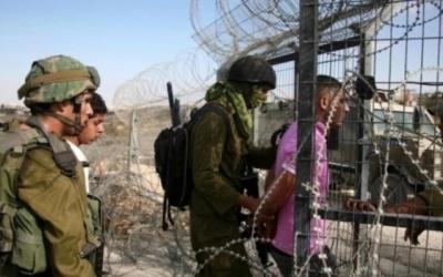 الاحتلال يعتقل فلسطينياً تسلل من القطاع الى الداخل
