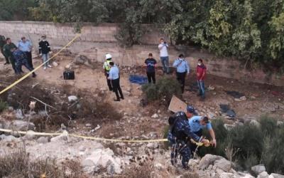 صورة| العثور على جثة رضيع قرب شارع الإرسال برام الله
