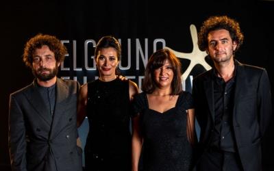 فلسطيني يفوز بجائزة أفضل ممثل في مهرجان الجونة السينمائي
