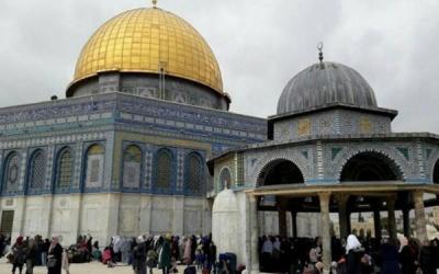 محافظ القدس يدين مخطط تحويل قصر الحسيني إلى كنيس ومنع أعمال الترميم في