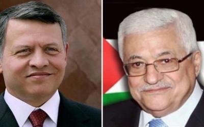 بدء اجتماع القمة بين الرئيس والعاهل الأردني