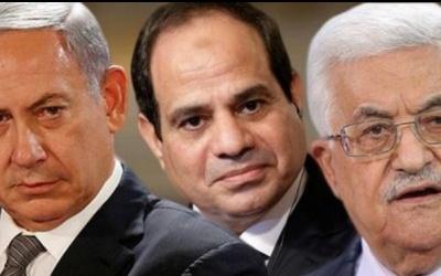إعلام عبري: السيسي يسعى لقمة ثلاثية مع الرئيس عباس ونتنياهو