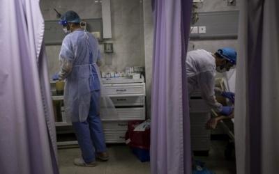 غزة: 6 وفيات و313 إصابة جديدة بكورونا