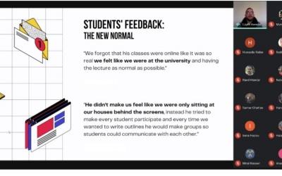 جامعة بيت لحم تنظم ندوة اكاديمية حول تبادل الخبرات في التعليم الالكتروني