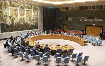 واشنطن تحول دون صدور أي بيانات من مجلس الأمن بشأن القدس
