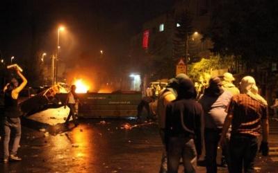 إصابات بالاختناق واعتقال شابين خلال قمع الاحتلال مسيرة في بيت لحم