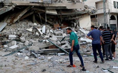 أول رد فعل من غزة على تشكيل الحكومة للجنة الاعمار