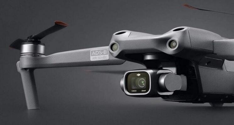 "DJI تكشف عن ""كاميرتها الطائرة"" الجديدة"