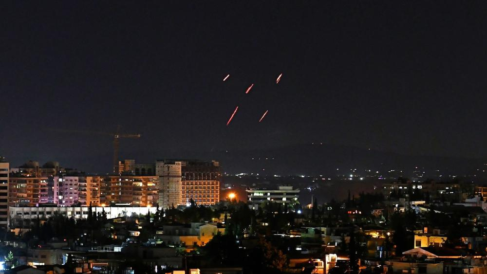 Syrian allies vow response to Israeli strike, also blame US